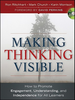 front cover of the book Making Thinking Visible