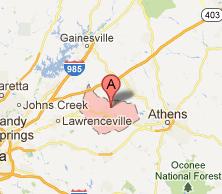 Barrow County Georgia
