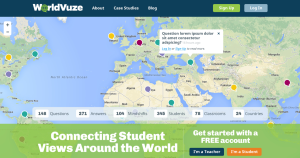 WorldVuze Home Page